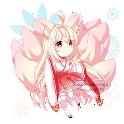 :KP: Luciela by Nanami-Yukari