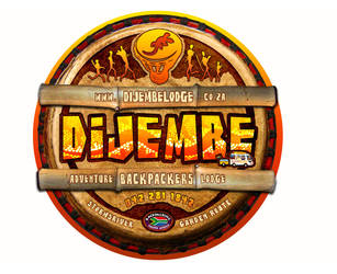 Dijembe Logo by yourTwin