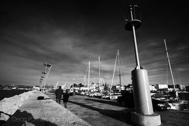 Koper coast by boumanners