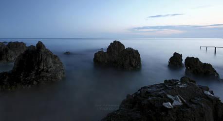 Vrsar coast 2 by boumanners