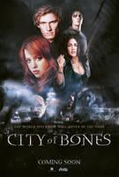 City Of Bones Teaser Poster by AnaB