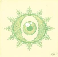 eye O by luizso