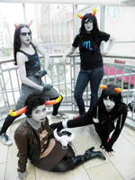 Team by QPUPcosplay