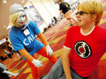 Dave: Avoid Lil Cal. by QPUPcosplay