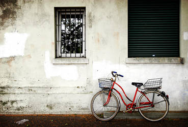 red bike by someguycalledmark
