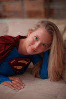 Supergirl - Tranquility by ladynoelle