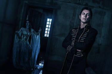 Count Vladislaus Dracula, Verona Van Helsing by Elanor-Elwyn