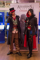 Frye Twins - Assassin's Creed Syndicate by Elanor-Elwyn