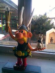 Asterix by koniSTOPana