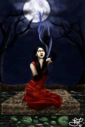 Moon's Child by blackwolf153