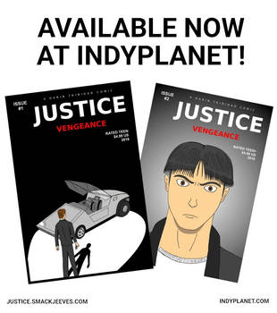 Justice: Vengeance Issues #1 and #2 on sale now! by DTrinidad