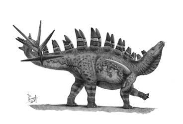 Chungkingosaurus jiangbeiensis by T-PEKC