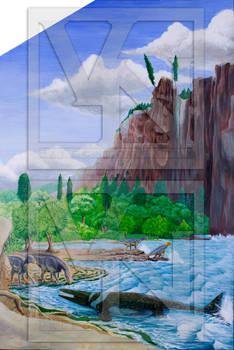 Bulgaria during latest Cretaceous - part 2 by T-PEKC