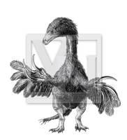Therizinosaurus cheloniformis by T-PEKC
