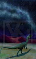 Dracovenator regenti by T-PEKC