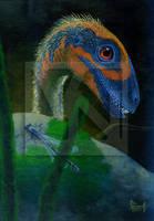 Daemonosaurus chauliodus by T-PEKC