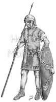 2014 - Roman Legionnaire ~50BC by crumpled