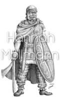 2014 - Gaulish Warrior ~50BC by crumpled