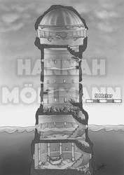 2016 - Splittermond - Tower by crumpled