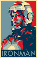 Iron Man Poster by Mishalicious