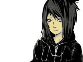 Kingdom Hearts Xion by Rousteinire