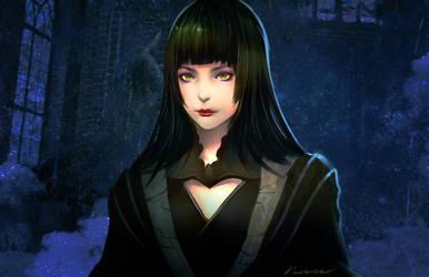 Final Fantasy XV - Gentiana by Rousteinire