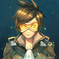 Tracer by Rousteinire