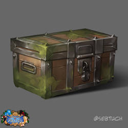 Treasure Chest #1 by sebtuch