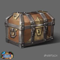 Treasure Chest #2 by sebtuch