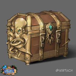 Treasure Chest #3 by sebtuch