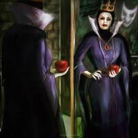 Evil Queen by TatyanaChugunova