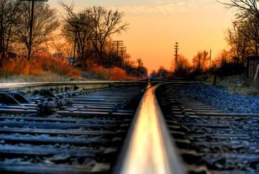 Down the Tracks by Cruzweb