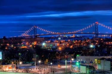 Your Neighborhood Bridge by Cruzweb
