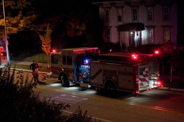 Firetruck by Cruzweb