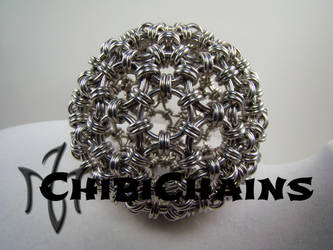 Japanese Spheroid Polyhedra - Small by Chibichains