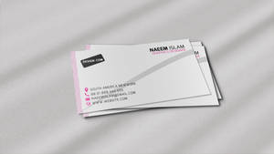 Simple Business Card by naeem1200