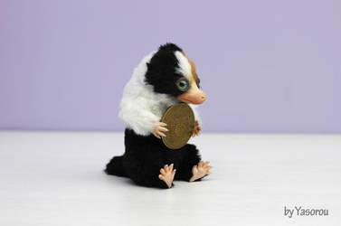 Baby Niffler by Yasorou