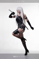 A2 (NieR: Automata) by nlare