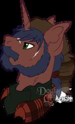 :p: - Pony Beard by Dogi-Crimson