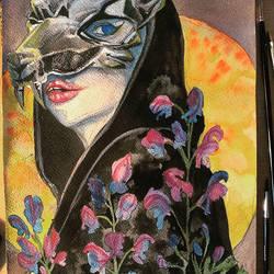 Wolf's bane by Venorra