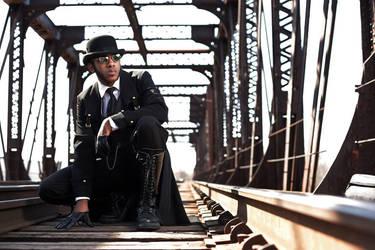 Train Spotting by Strangeknowledge