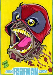 Headpool PSC by Chris Foreman by chris-foreman