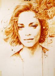 Marion Cotillard by DoomVolya