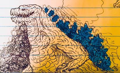 Godzilla Earth by Apgigan