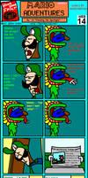 Mario Adventures No. 10 by Mariobro64