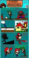 Mario Adventures No. 11 by Mariobro64