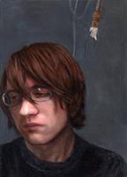 Self-Portrait by ARoulette