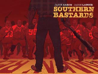 SOUTHERN BASTARDS #1 by JasonLatour