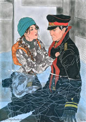 Yarofev, I can help you! by nijuuhachi