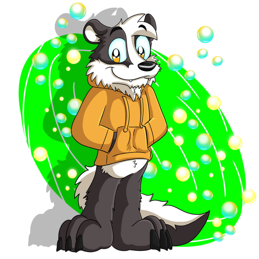 Baco Badger by Hukley